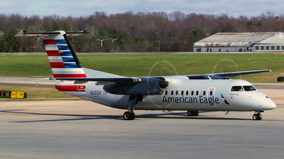 N331EN - Bombardier Dash 8-311 - American Eagle (Piedmont Airlines)