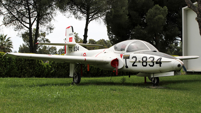 63-9834 - Cessna T-37C Tweety Bird - Turkey - Air Force