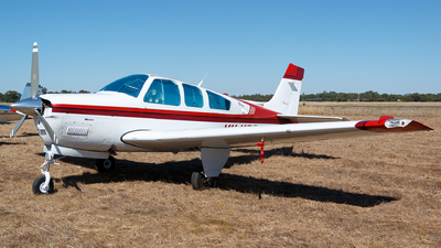 VH-VDD - Beechcraft F33A Bonanza - Private
