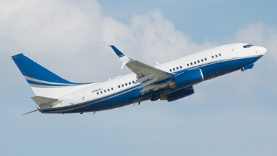 N380BJ - Boeing 737-7JZ(BBJ) - Private