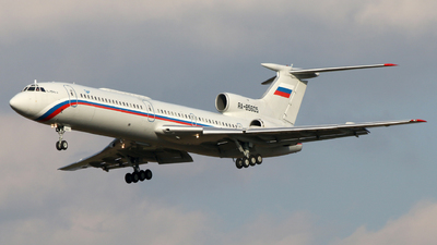 RA-85605 - Tupolev Tu-154B-2 - Russia - 223rd Flight Unit State Airline