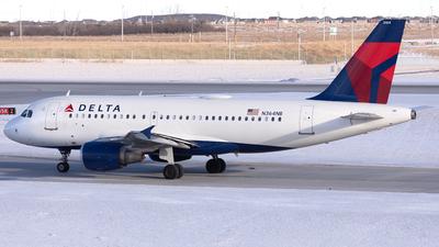 N364NB - Airbus A319-114 - Delta Air Lines