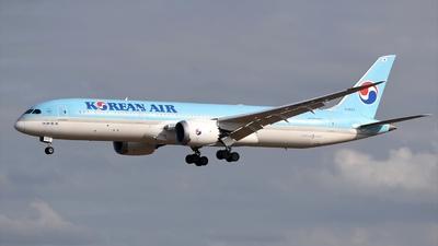 A picture of HL8083 - Boeing 7879 Dreamliner - Korean Air - © Akihiko Takahashi