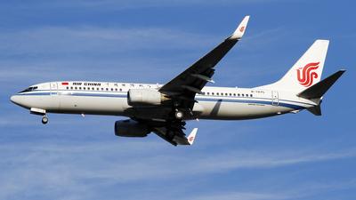 B-1975 - Boeing 737-89L - Air China