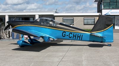 G-CHHI - Vans RV-7 - Private