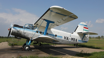 HA-MBA - PZL-Mielec An-2 - Private