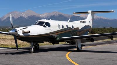 N601HT - Pilatus PC-12/45 - Private