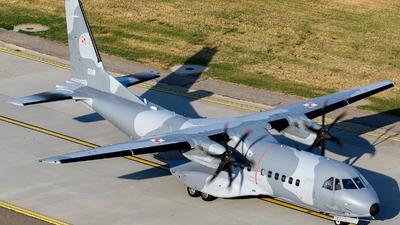 018 - CASA C-295M - Poland - Air Force