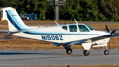 N1506Z - Beechcraft 35-B33 Debonair - Private