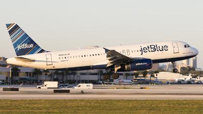 N594JB - Airbus A320-232 - jetBlue Airways
