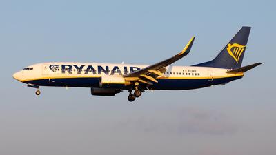 A picture of EIEKZ - Boeing 7378AS - Ryanair - © Carlos Miguel Seabra
