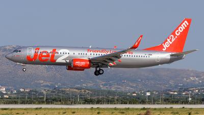 A picture of GJZBM - Boeing 7378MG - Jet2 - © Alex Maras