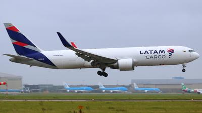 N536LA - Boeing 767-316F(ER) - LATAM Cargo