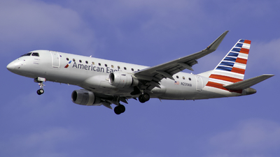 N231AN - Embraer 170-200LR - American Eagle (Envoy Air)