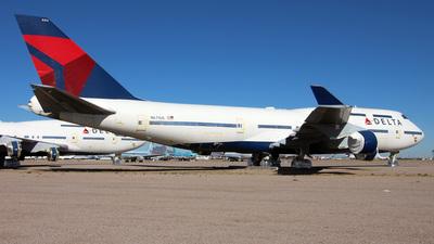 N671US - Boeing 747-451 - Delta Air Lines