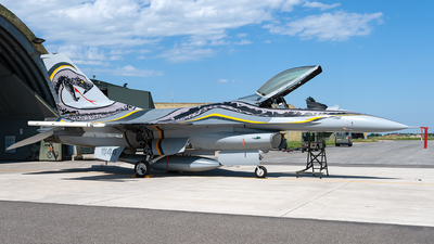 MM7244 - General Dynamics F-16A Fighting Falcon - Italy - Air Force