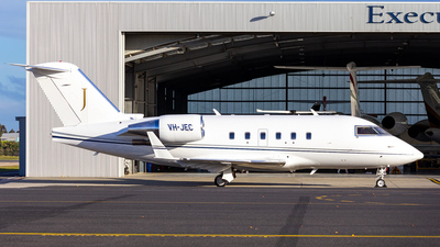 A picture of VHJEC - Bombardier CL601 Challenger - [5074] - © Ymmlaviation