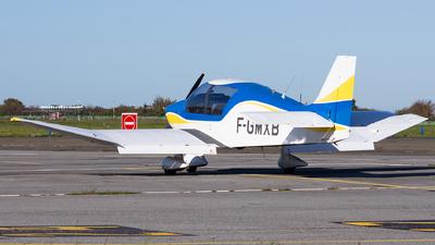 F-GMXB - Robin DR400/120 - Private