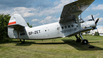 SP-ZET - PZL-Mielec An-2 - Private