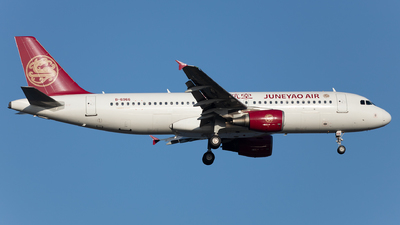B-6966 - Airbus A320-214 - Juneyao Airlines