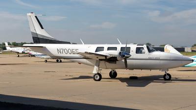 N700EE - Piper PA-60-602P Aerostar 700 Superstar - Private