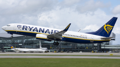 EI-FRT - Boeing 737-8AS - Ryanair
