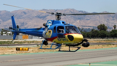 N71HD - Eurocopter AS 350B2 Ecureuil - ABC 7 News