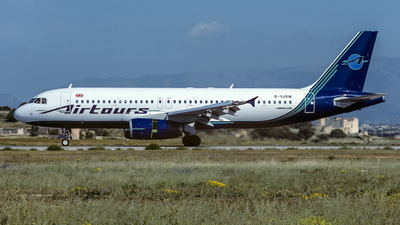 G-YJBM - Airbus A320-231 - Airtours International Airways