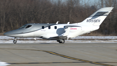 N959EN - Honda HA-420 HondaJet - Private