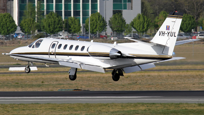 A picture of VHYUL - Cessna 560 Citation Encore - [5600553] - © Wal Nelowkin
