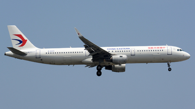 B-8559 - Airbus A321-211 - China Eastern Airlines