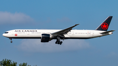 C-FIVW - Boeing 777-333ER - Air Canada