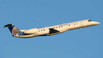 N16571 - Embraer ERJ-145LR - United Express (ExpressJet Airlines)