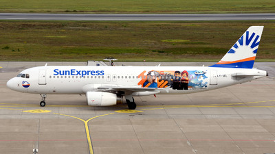 LY-VEL - Airbus A320-232 - SunExpress (Avion Express)