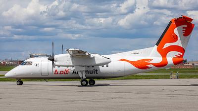 A picture of CFDAO - De Havilland Canada Dash 8100 - Air Inuit - © Mark Brandon