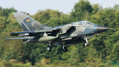 45-12 - Panavia Tornado IDS - Germany - Air Force