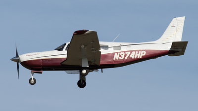 A picture of N374HP - Piper PA32R301T - [3257274] - © Yixin Chen