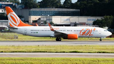 PR-GUB - Boeing 737-8EH - GOL Linhas Aéreas