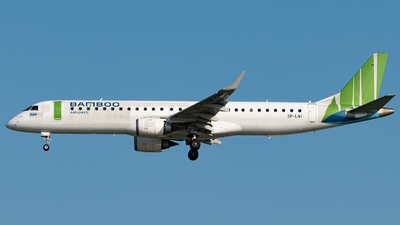 SP-LNI - Embraer 190-200IGW - Bamboo Airways (LOT Polish Airlines)