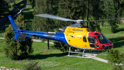 I-ISAN - Eurocopter AS 350B3 Ecureuil - Elicampiglio