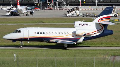 N721FH  - Dassault Falcon 900LX - Private