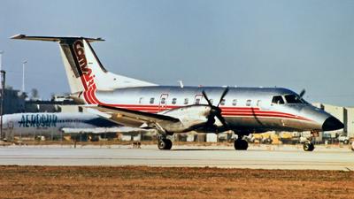 N463CA - Embraer EMB-120 Brasília - Comair