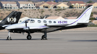 XB-CRC - Cessna 340A - Private