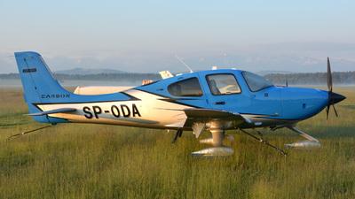 SP-ODA - Cirrus SR22-GTS Carbon - Private