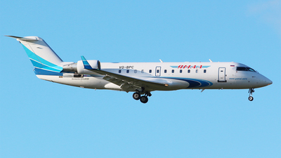 VQ-BPC - Bombardier CRJ-200ER - Yamal Airlines
