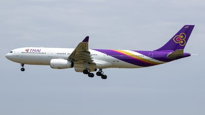 HS-TER - Airbus A330-343 - Thai Airways International