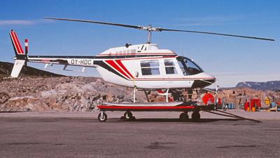 OY-HDC - Agusta-Bell AB-206B JetRanger II - HeliFlight Denmark