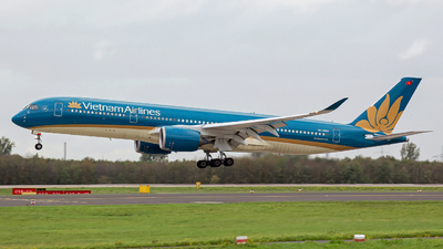 VN-A893 - Airbus A350-941 - Vietnam Airlines