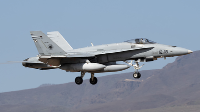 C.15-60 - McDonnell Douglas EF-18M Hornet - Spain - Air Force