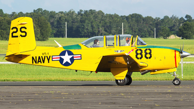 N88RM - Beechcraft A45 Mentor - Commemorative Air Force